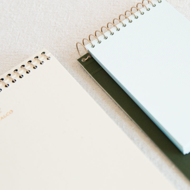 Pingraph Notebook - Ivory