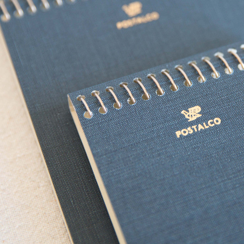 Pingraph Notebook - Dark Blue
