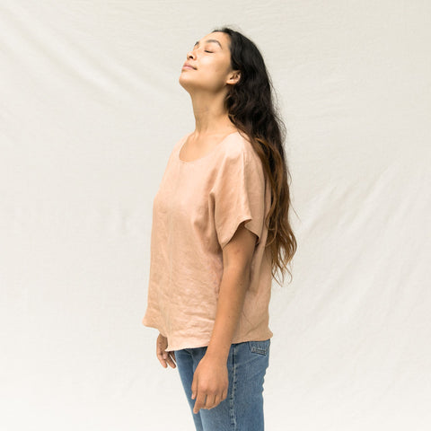 Short Sleeve Shirt - Sand