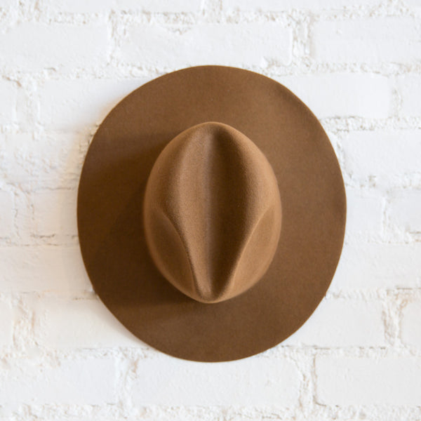 Norma Hat - Tobacco