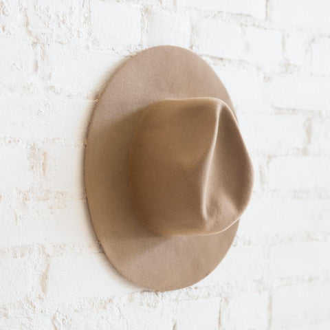 Norma Hat - Camel