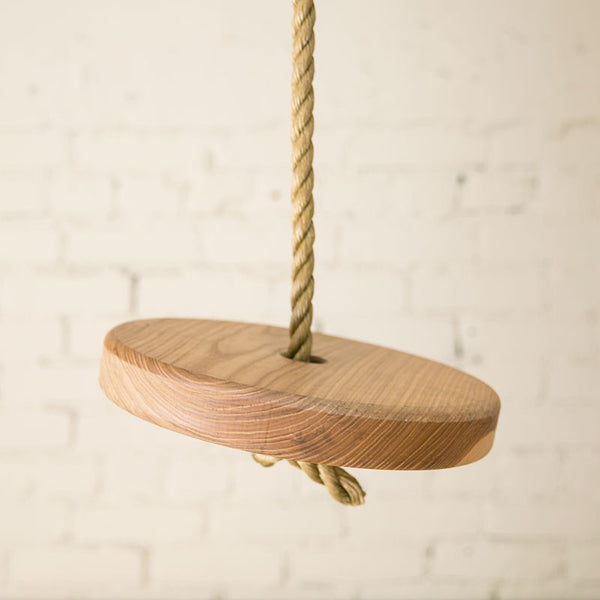 Rope Tree Swing At General Store