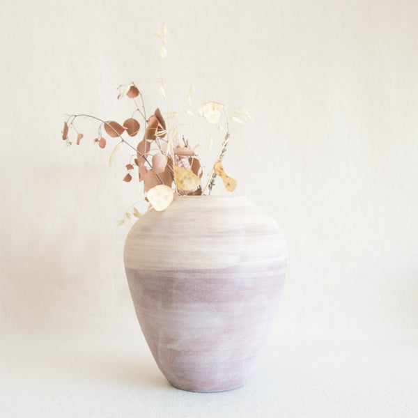 Tulum Statement Vase