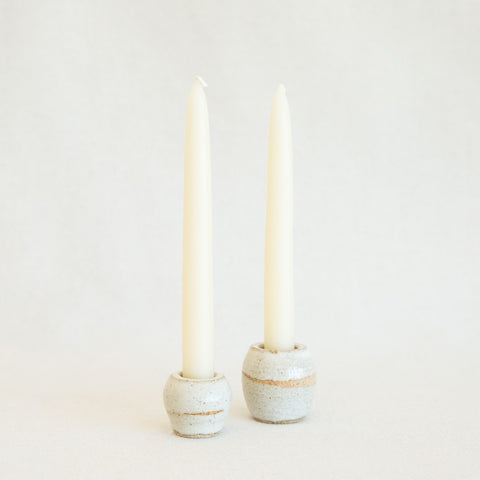 Beeswax Tapered Candle