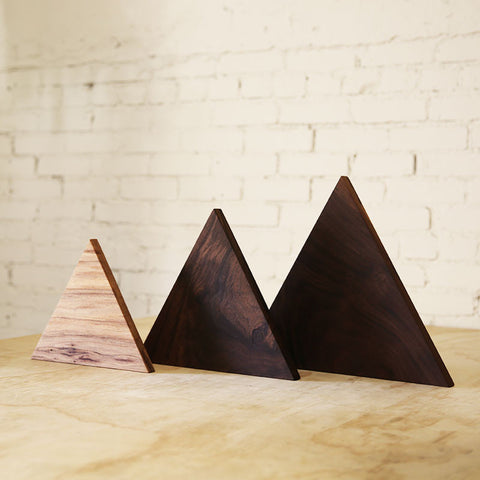 Triangle Cutting Board