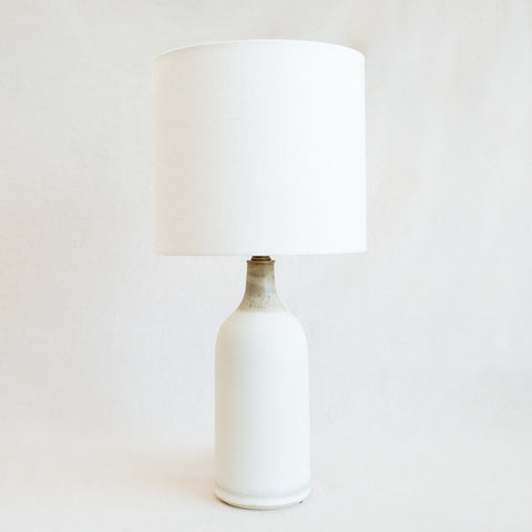 Birch Bottle Lamp