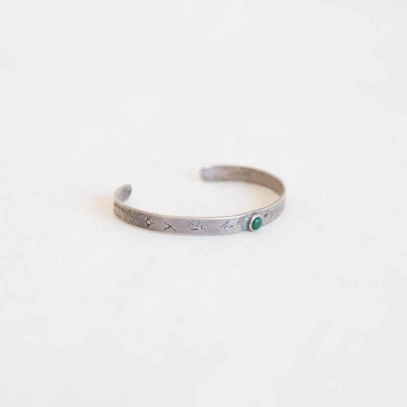 Baby Turquoise Cuff