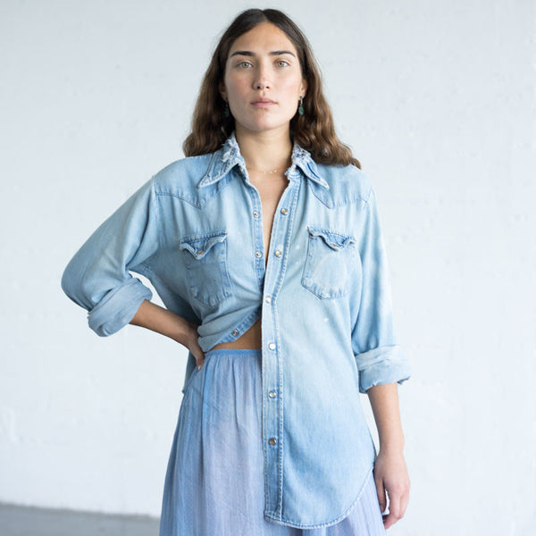Big Smith Denim Shirt