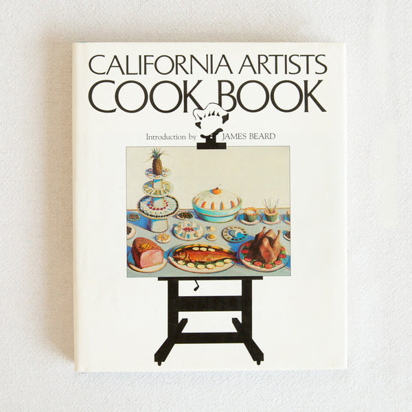 California Artists Cookbook