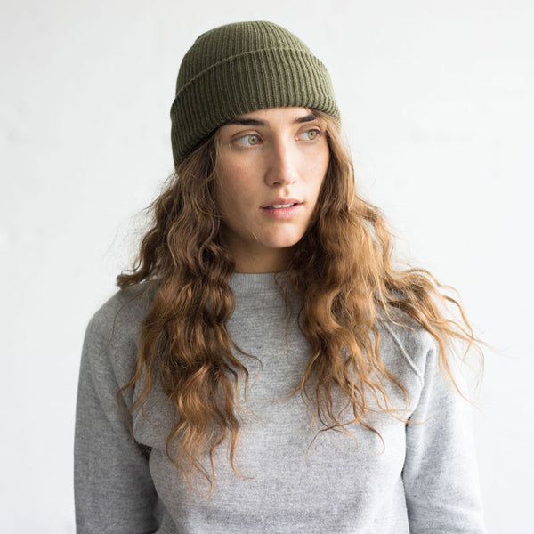 Vintage Military Beanie at General Store 75e3dce427c8