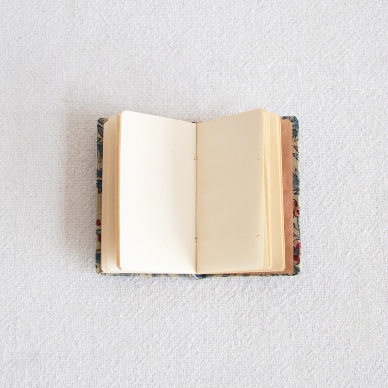 Mini Silk Notebook