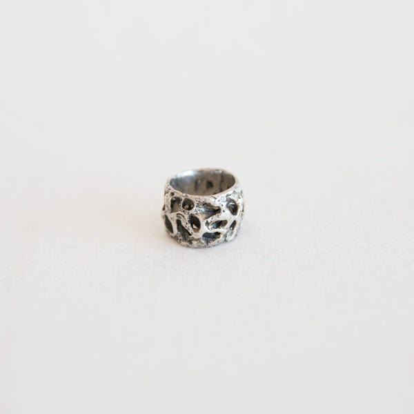Sterling Hippie Ring