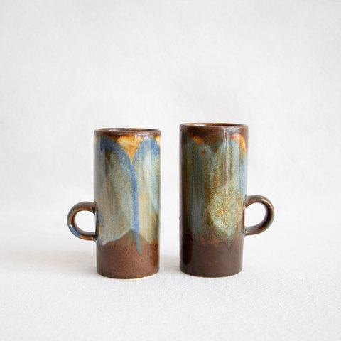 Tall Mini Ceramic Mug