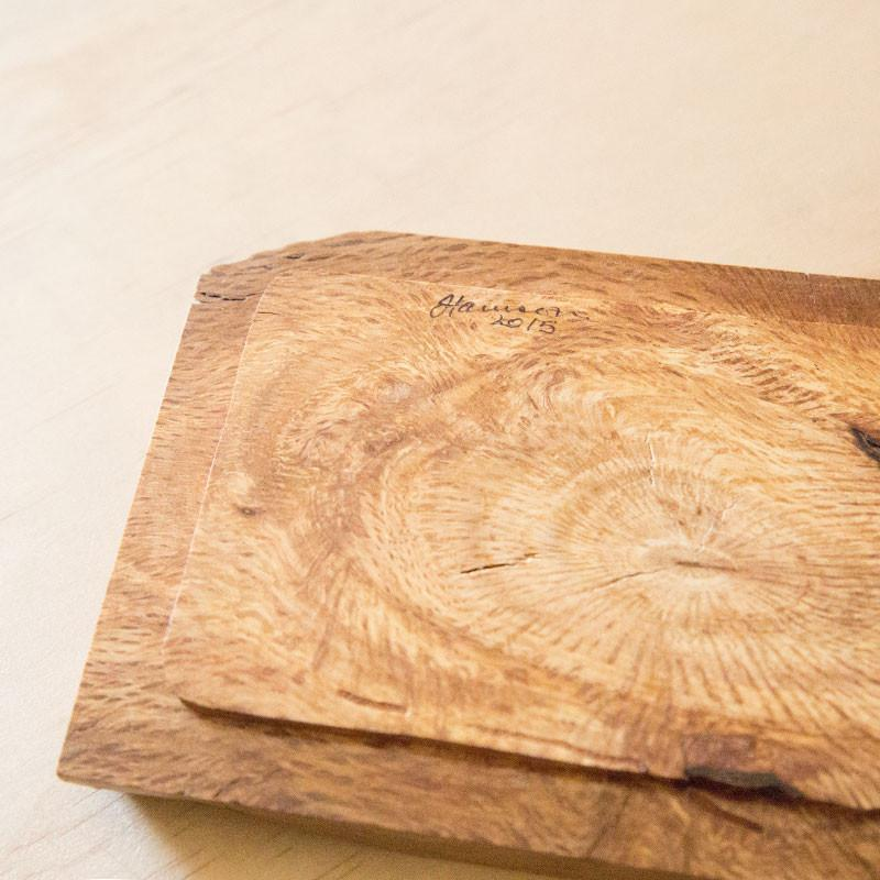 Natural Wood Box