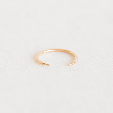 Open Slice Ring