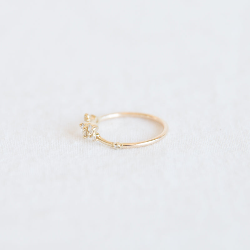 Organic Triangle Ring