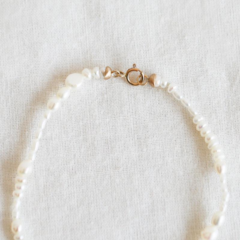 Pearl Collage Bracelet