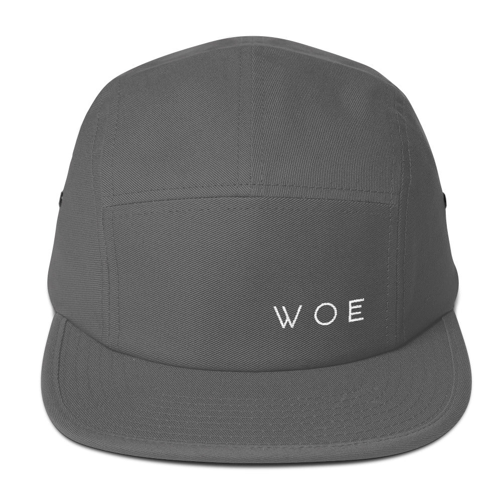 WoE Five Panel Cap