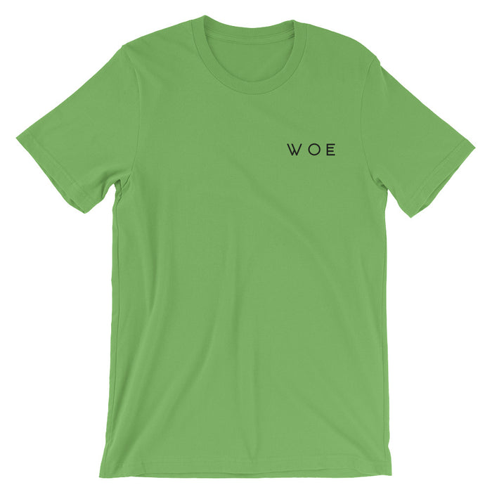 WoE Breast Unisex T-Shirt