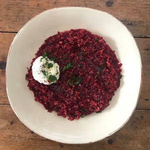 Beetroot 'Risotto'
