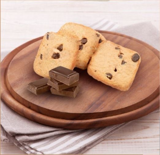 GALLETAS CON CHISPAS DE CHOCOLATE ZELE