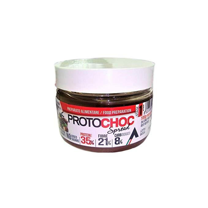 NUTELLA (UNTABLE DE AVELLANA KETO) PRONUTRITION