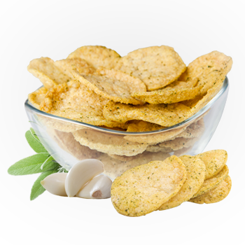 CHIPS DE SAL Y VINAGRE IDEAL PROTEIN