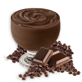 PUDIN DE CHOCOLATE NEGRO IDEAL PROTEIN