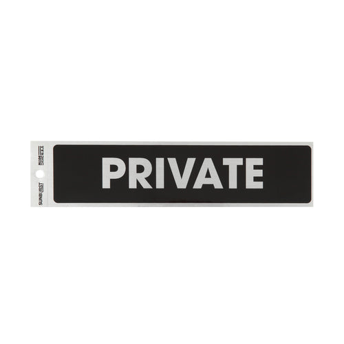 Private Decal