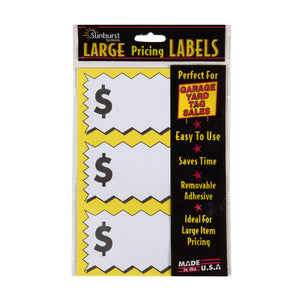45ct Large Pricing Labels