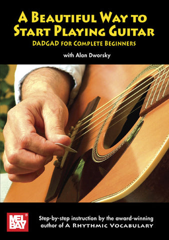 A Beautiful Way to Start Playing Guitar (DVD)