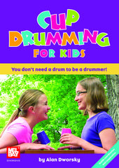 Cup Drumming for Kids (DVD)