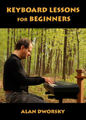 Keyboard Lessons for Beginners (video download)