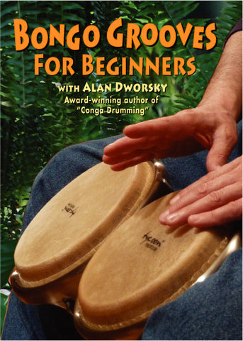 Bongo Grooves for Beginners, Volume 1 (download)