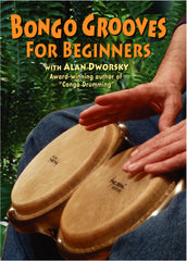 Bongo Grooves for Beginners DVD (Volume 1)