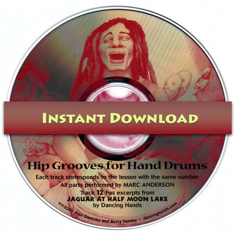 Download of Hip Grooves CD