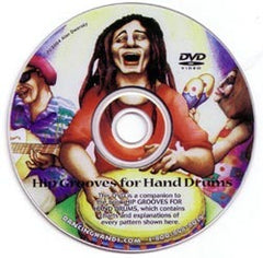 Hip Grooves for Hand Drums DVD