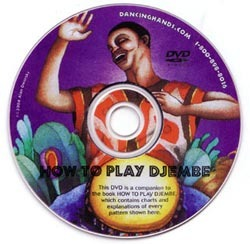 How to Play Djembe DVD