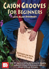 Cajon Grooves for Beginners (DVD)
