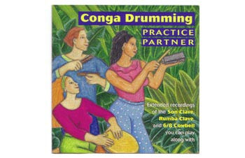 Download of Conga Drumming Practice Partner CD