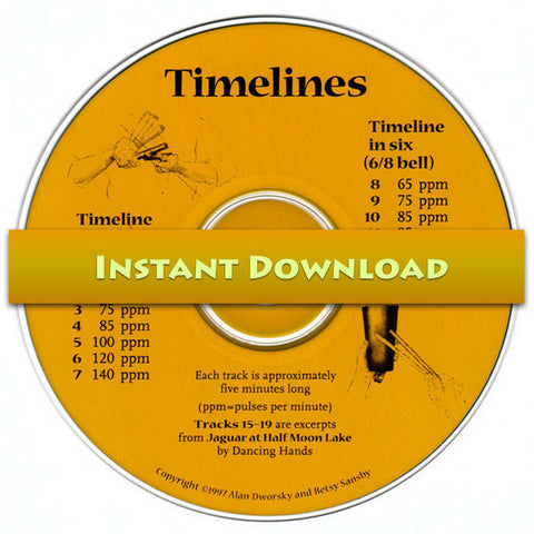Download of Timelines CD