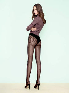 Catmint Collants 30 DEN - Noir