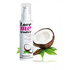 Love Me Tender Noix de Coco 100ML