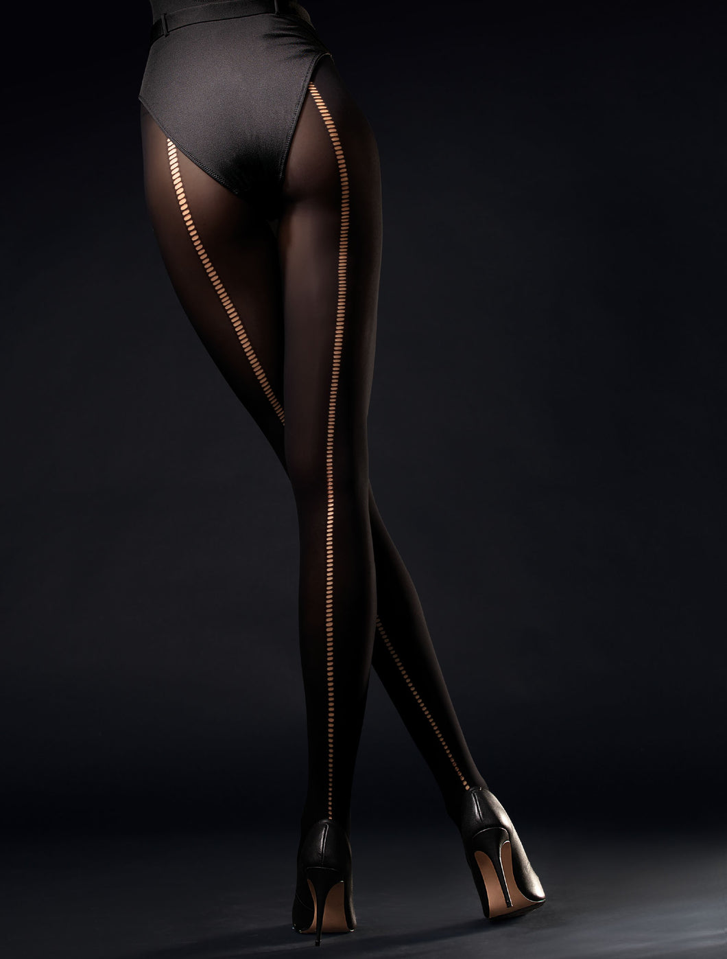 Wild Side Collants - Noir