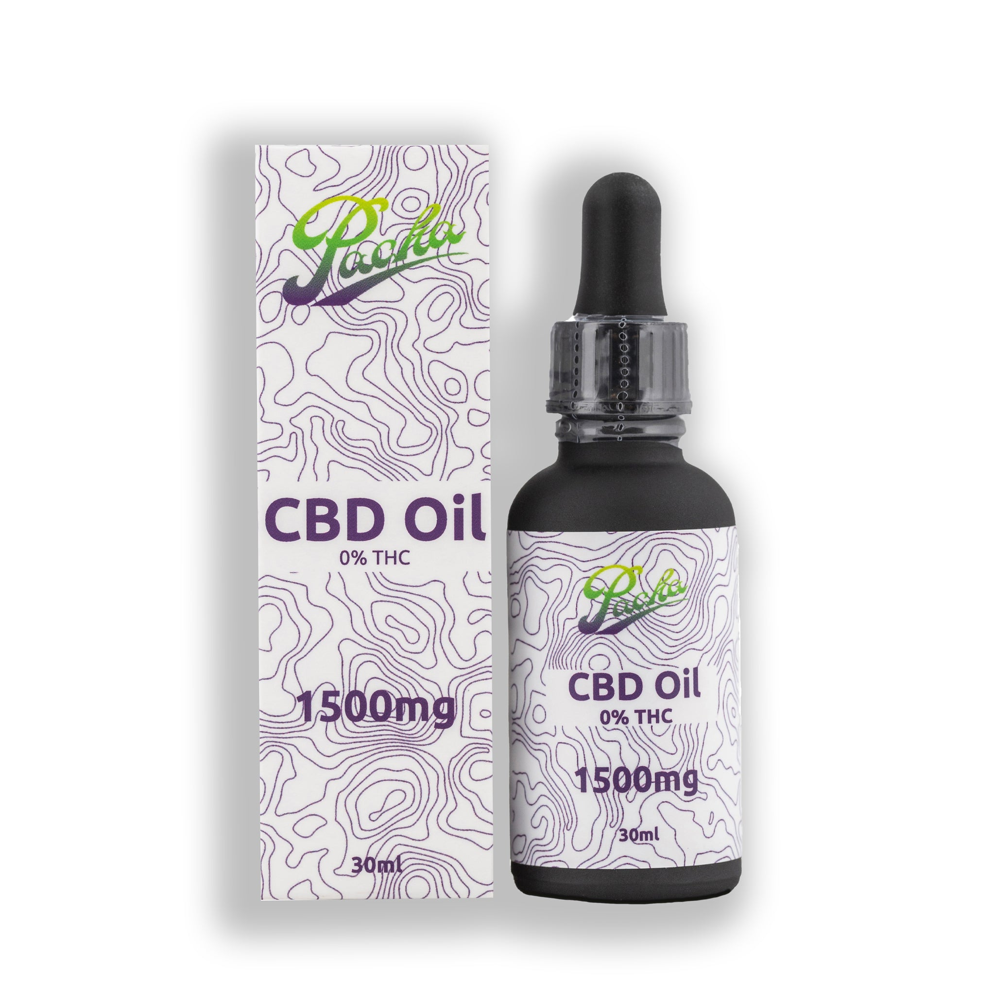 CBD Oil 1,500mg