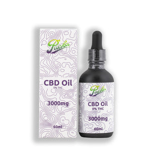CBD Oil 3,000mg