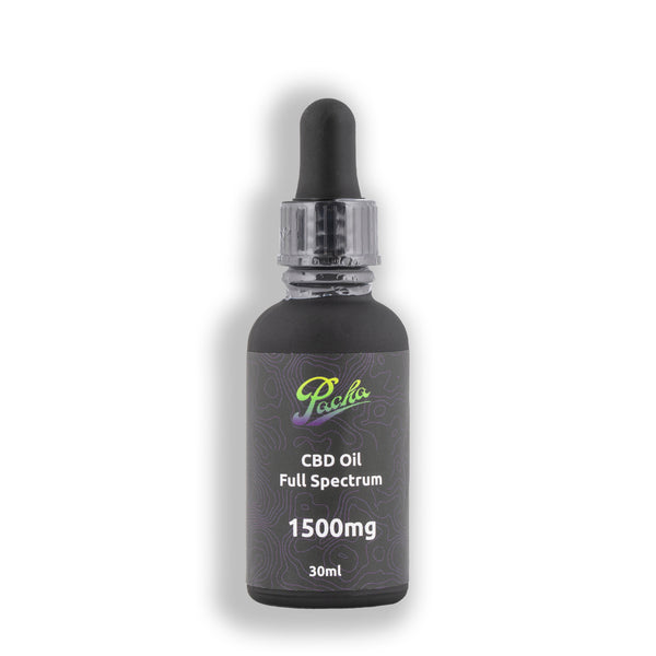 Full Spectrum CBD Oil 1,500mg