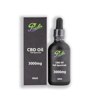 Full Spectrum CBD Oil 3,000mg