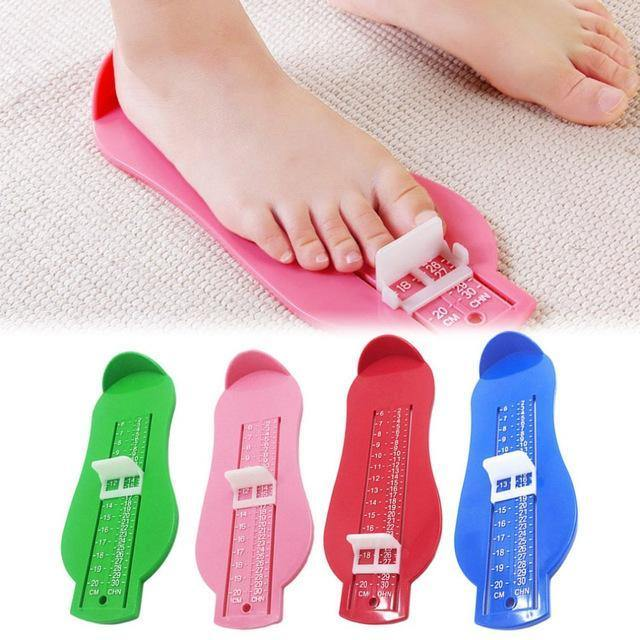 0-30cm Baby Foot Measurer - Everlyfave