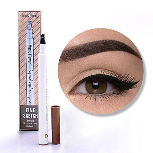 Patented Microblading Tattoo Eyebrow Ink Pen - Everlyfave